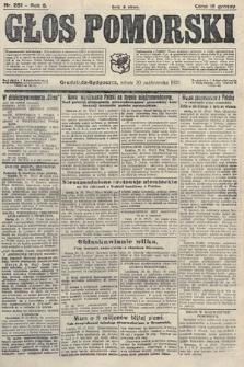 Głos Pomorski. 1926, nr251
