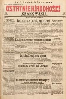 Ostatnie Wiadomości Krakowskie : gazeta codzienna dla wszystkich. 1932, nr26