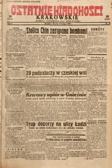 Ostatnie Wiadomości Krakowskie : gazeta codzienna dla wszystkich. 1932, nr34