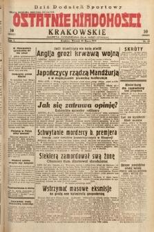 Ostatnie Wiadomości Krakowskie : gazeta codzienna dla wszystkich. 1932, nr82