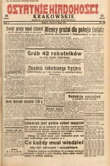 Ostatnie Wiadomości Krakowskie : gazeta codzienna dla wszystkich. 1932, nr140