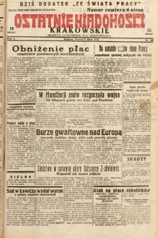 Ostatnie Wiadomości Krakowskie : gazeta codzienna dla wszystkich. 1932, nr146