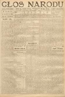 Głos Narodu (wydanie poranne). 1919, nr48