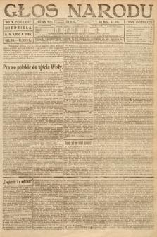 Głos Narodu (wydanie poranne). 1919, nr53