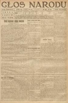 Głos Narodu (wydanie poranne). 1919, nr55