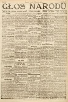 Głos Narodu (wydanie wieczorne). 1919, nr95