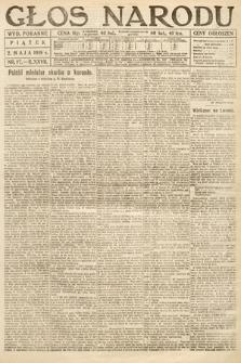 Głos Narodu (wydanie poranne). 1919, nr97
