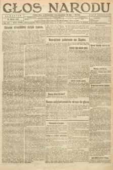 Głos Narodu (wydanie poranne). 1919, nr108