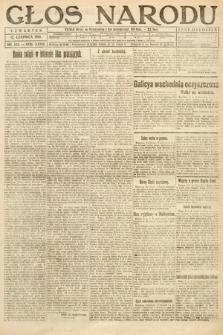 Głos Narodu. 1919, nr134
