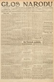 Głos Narodu. 1919, nr135