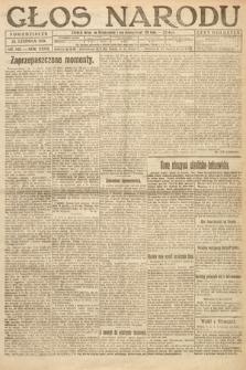 Głos Narodu. 1919, nr145