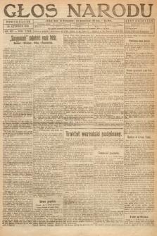 Głos Narodu. 1919, nr152