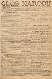 Głos Narodu. 1919, nr173