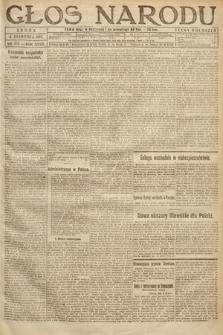 Głos Narodu. 1919, nr179