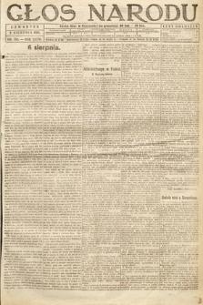 Głos Narodu. 1919, nr180