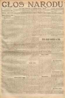 Głos Narodu. 1919, nr210