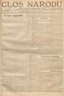 Głos Narodu. 1919, nr229