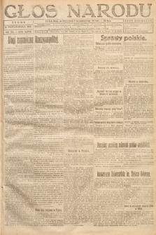 Głos Narodu. 1919, nr241
