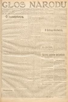 Głos Narodu. 1919, nr273