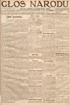Głos Narodu. 1919, nr274