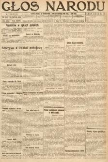 Głos Narodu. 1919, nr288