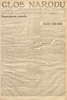 Głos Narodu. 1919, nr299