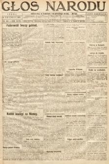 Głos Narodu. 1919, nr302