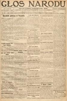 Głos Narodu. 1919, nr320