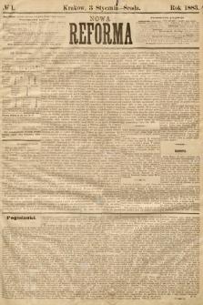 Nowa Reforma. 1883, nr1
