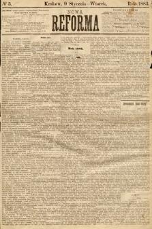 Nowa Reforma. 1883, nr5