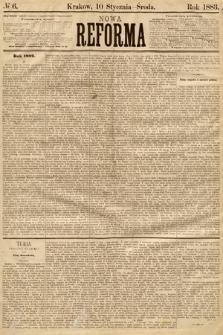 Nowa Reforma. 1883, nr6
