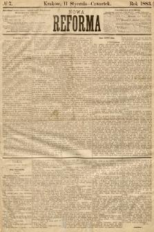 Nowa Reforma. 1883, nr7