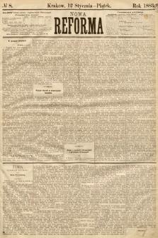 Nowa Reforma. 1883, nr8