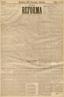 Nowa Reforma. 1883, nr15