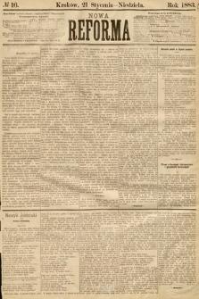 Nowa Reforma. 1883, nr16