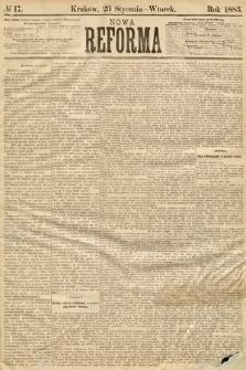 Nowa Reforma. 1883, nr17