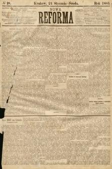 Nowa Reforma. 1883, nr18