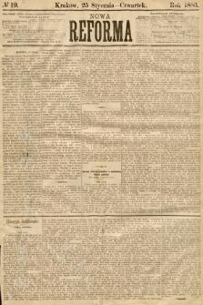 Nowa Reforma. 1883, nr19
