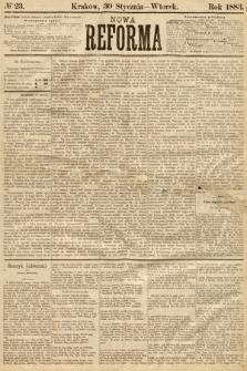 Nowa Reforma. 1883, nr23