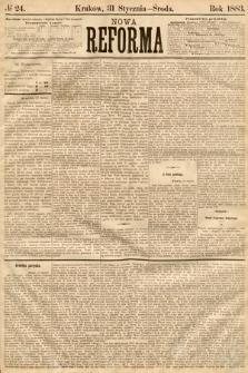 Nowa Reforma. 1883, nr24