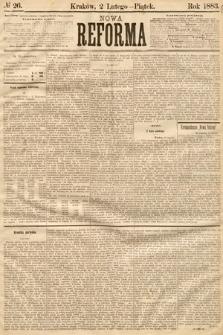 Nowa Reforma. 1883, nr26