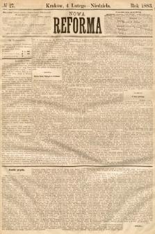 Nowa Reforma. 1883, nr27