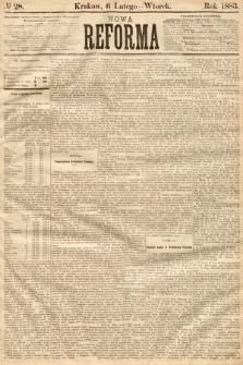 Nowa Reforma. 1883, nr28