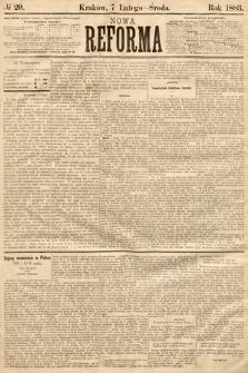 Nowa Reforma. 1883, nr29
