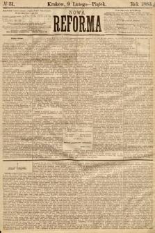 Nowa Reforma. 1883, nr31
