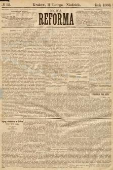 Nowa Reforma. 1883, nr33