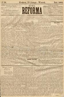 Nowa Reforma. 1883, nr34