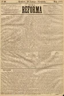 Nowa Reforma. 1883, nr39