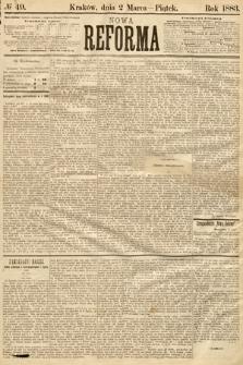 Nowa Reforma. 1883, nr49