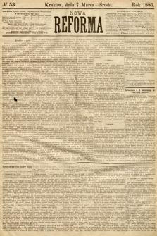 Nowa Reforma. 1883, nr53